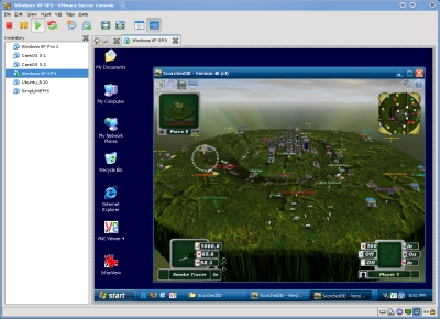 best vmware for windows xp