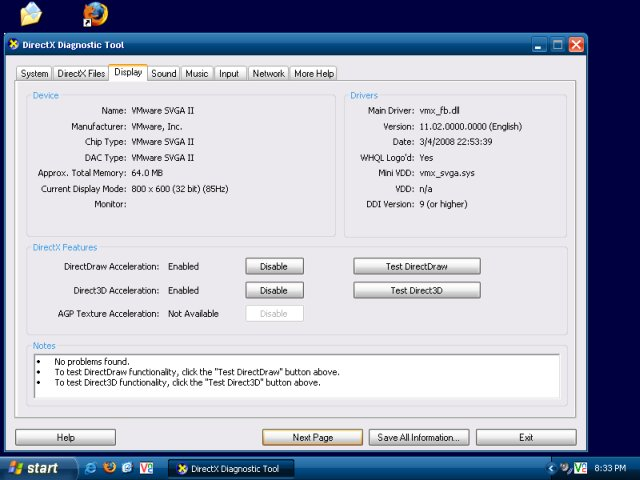 D3d Driver Download For Windows 8