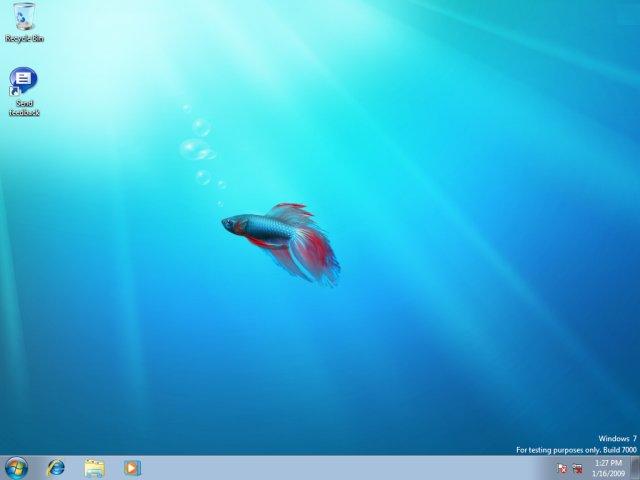 windows-7-desktop - پارتیشن بندی ویندوز 7  - متا