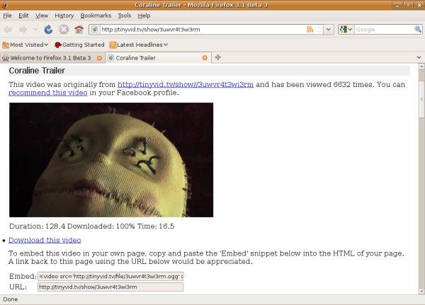Firefox 3 1 Beta 3 - Superb is too modest