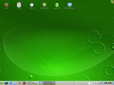 SUSE install 1