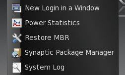 Restore MBR