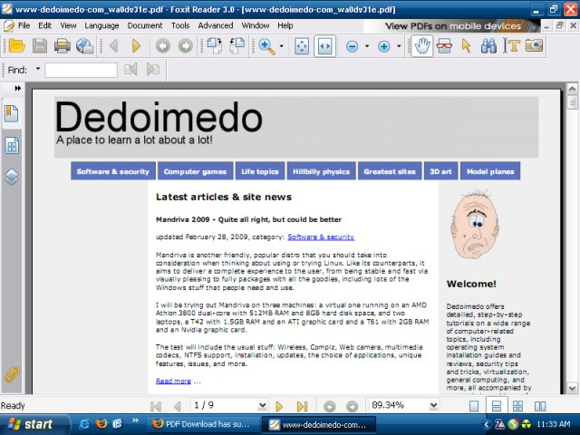 Download PDF to JPG - latest version