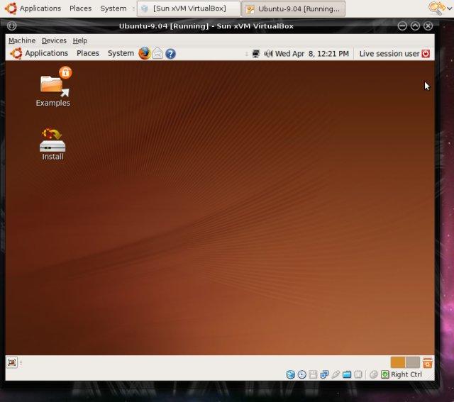 ubuntu 9.04 jaunty jackalope espaol