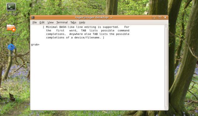 GRUB bootloader - Full tutorial