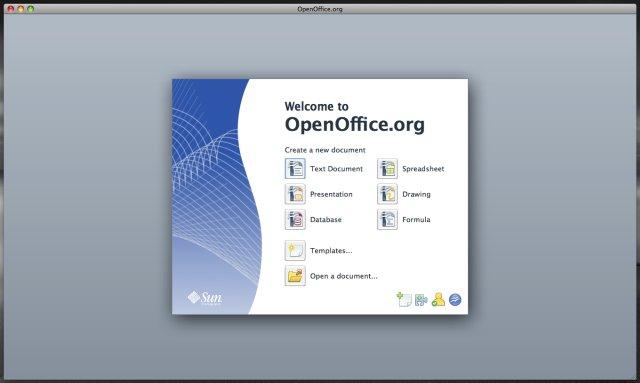 openoffice 3.3.0. house OpenOffice 3.3.0 for Mac