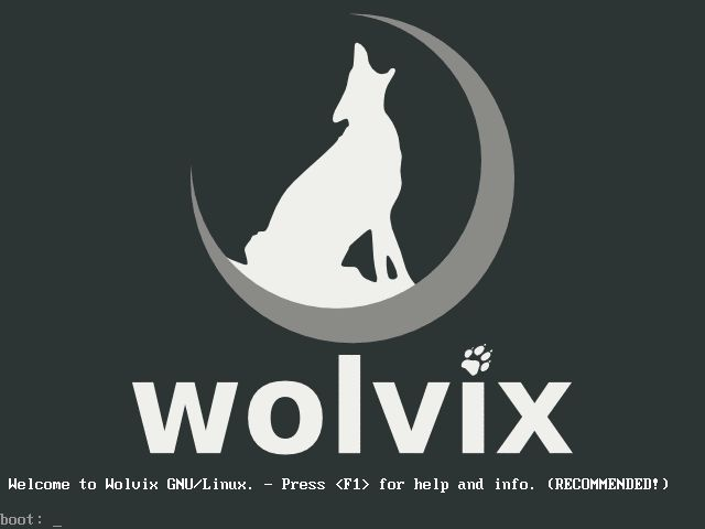 Wolvix welcome