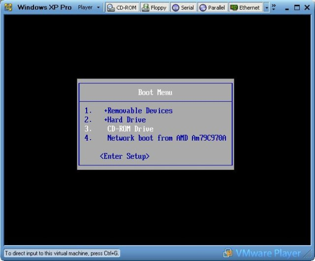 Installing Windows XP - Page 1