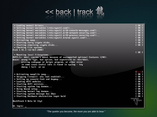 descargar backtrack 4