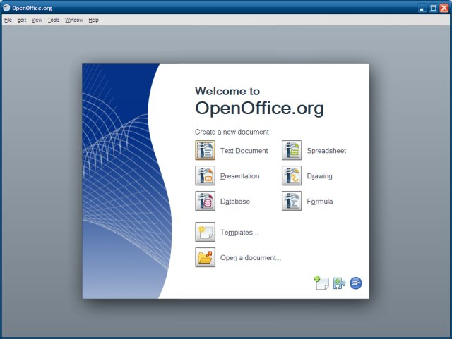 Go-oo - OpenOffice with a twist