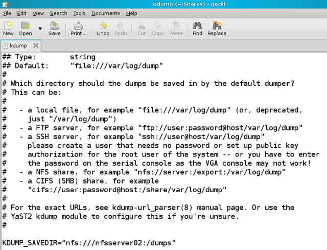 Collecting and analyzing Linux kernel crashes - Kdump
