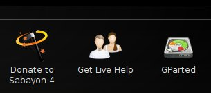 Get live help icon