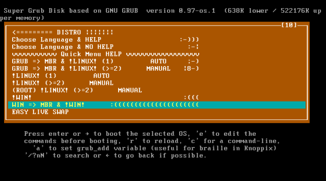 How to uninstall Linux