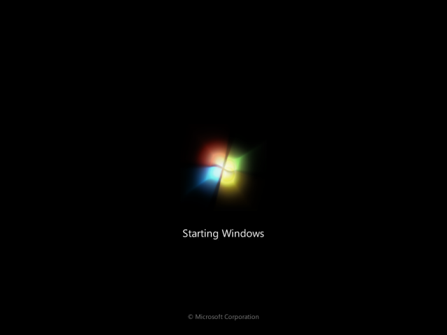 Windows Hangs At Starting Windows After S M A R T Hdd Test