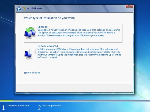 Assassin 39 s simple beginner htpc buying guide avs forum for Installing new windows