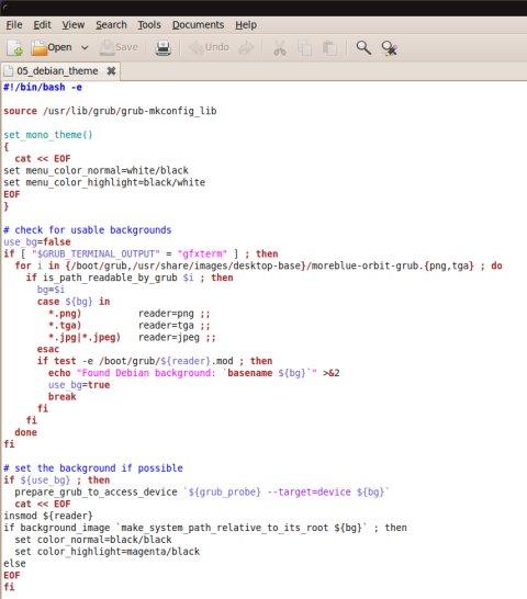 GRUB 2 bootloader - Full tutorial