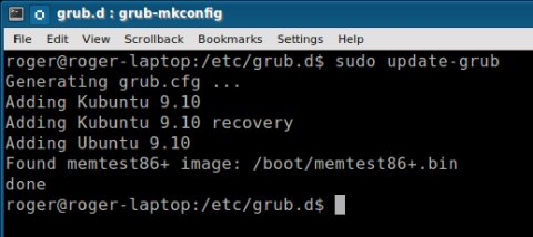 GRUB 2 bootloader - Full tutorial