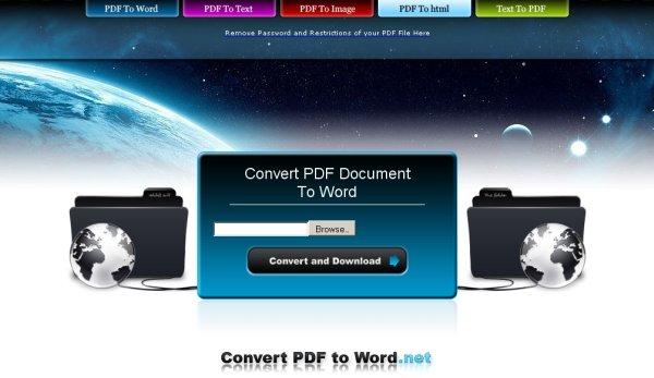 Free online document conversion tools