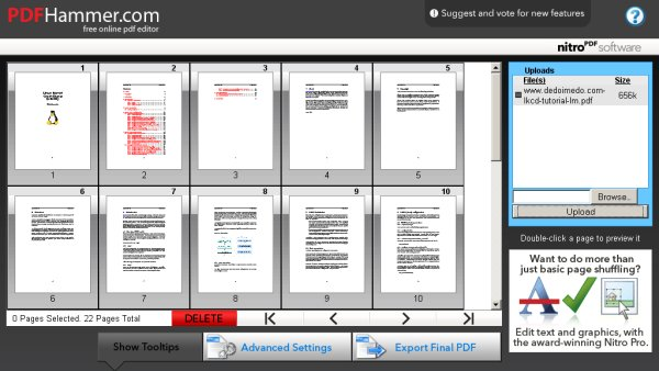 multiple images to pdf online