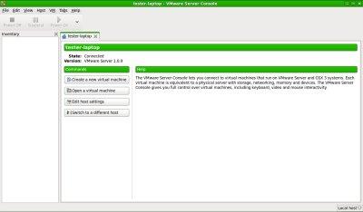 How to install VMware Server on Ubuntu