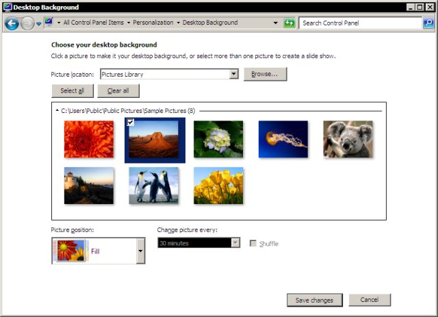 Pleasing Customize Your Windows 7 Desktop Full Tutorial Home Interior And Landscaping Spoatsignezvosmurscom