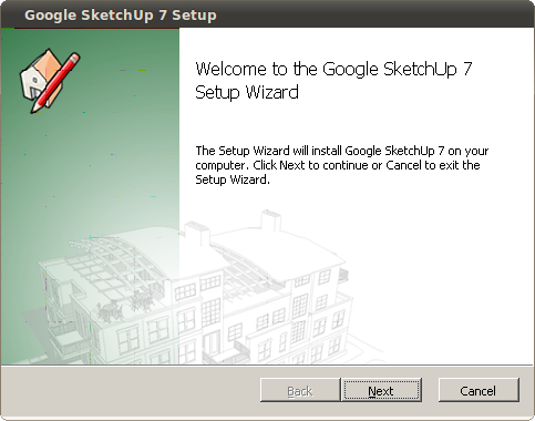 Wine Reviews Google Sketchup In Linux With Wine