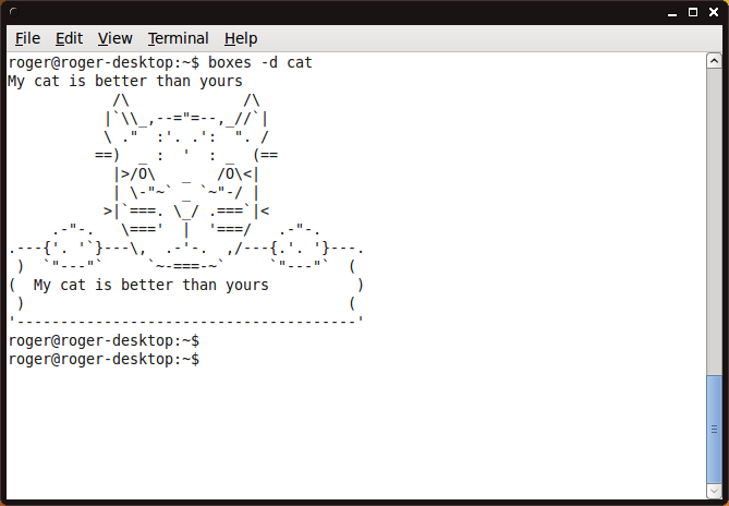 One Line Ascii Art Star Wars : Linux cool hacks part ii