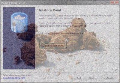 PC-Decrapifier - Mint-flavored digital enema