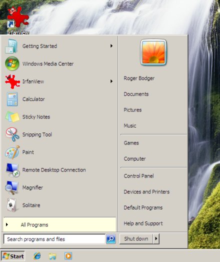 Windows start icon for classic shell - Xuc coin dozer endoscopy