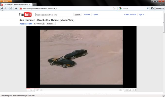Jan Hammer's music