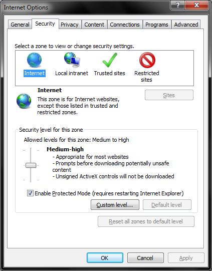 Internet Explorer 9 Beta preview - Good job Microsoft