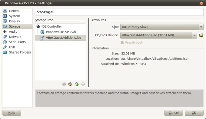 Boot from CD-ROM in newer versions of VirtualBox
