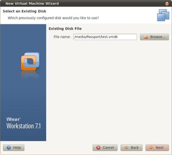 How to convert VirtualBox VDI to VMware VMDK disks