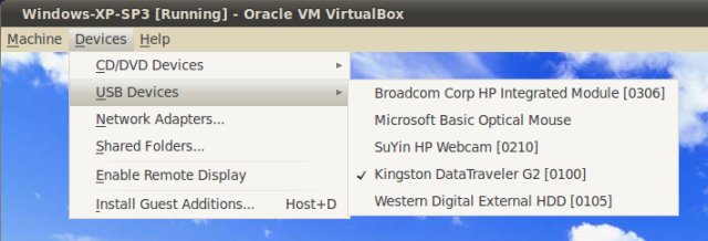 How to use USB devices in VirtualBox - Linux tutorial