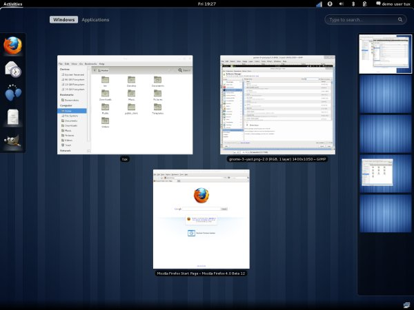 Gnome 3 - This is the end, it seems