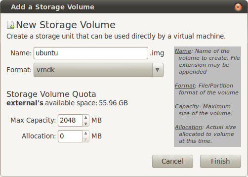 How to manage storage in KVM - Tutorial