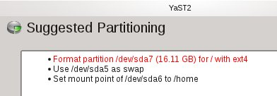 Safe partitions