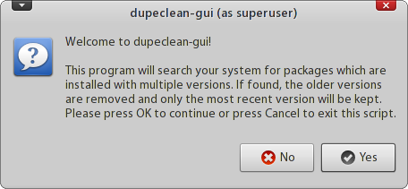 dupeclean