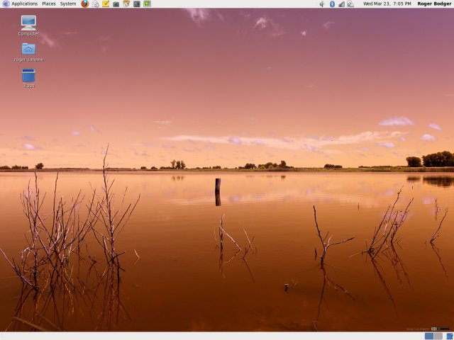 Desktop, another