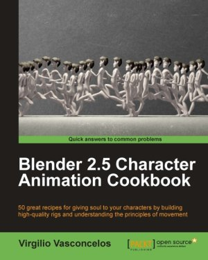 Blender animation book teaser