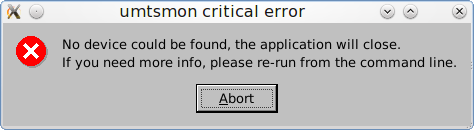 Another error