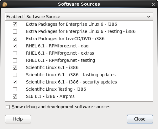 How to smartly manage Scientific Linux repositories