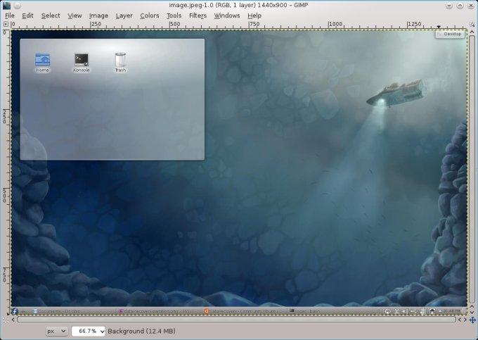 GIMP works now