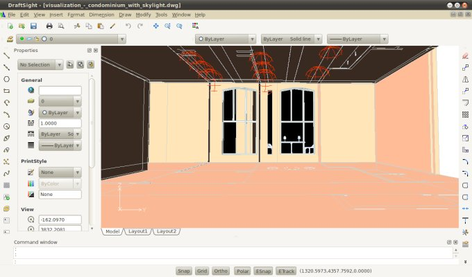 DraftSight - Free CAD software, review and tour