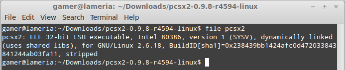 Linux file not found error for binaries that worked!