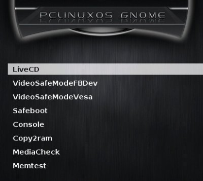 how to create linux live cd