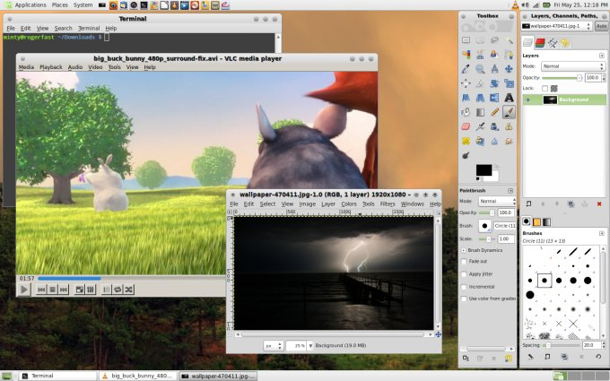 Linux Mint with MATE