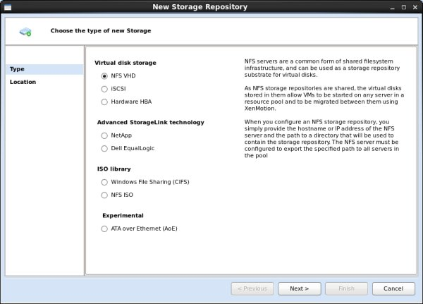 Add storage repository