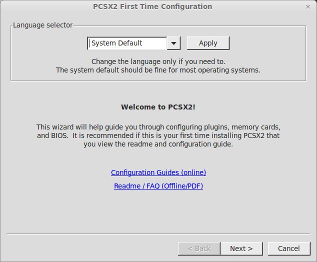 PCSX2 - Playstation 2 emulator installation and setup