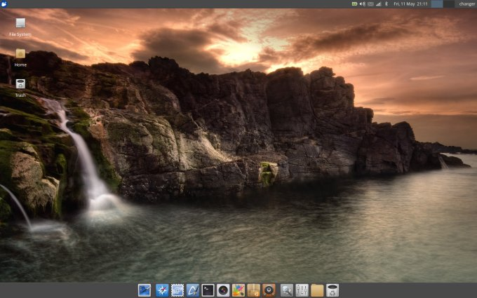 Xubuntu, great looks